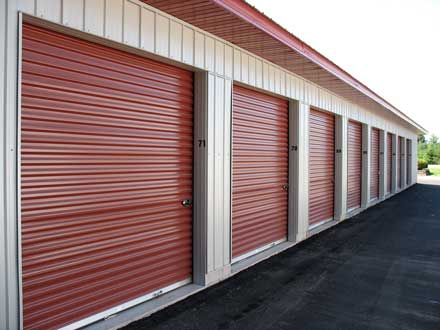 Roll-Up Doors -