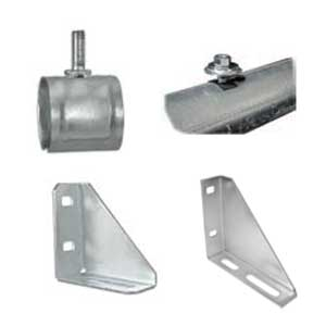 Universal Bolt and Bolt Adapter / Triangle Bracket