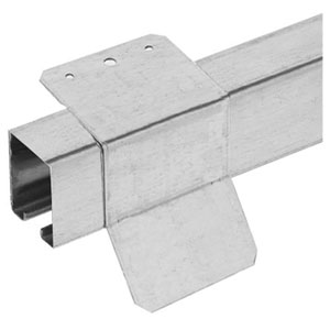 WP Top Mount Bracket Square Track